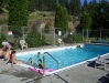 Largest motel pool in town !